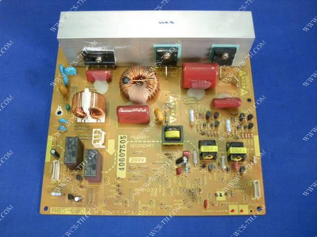 Fixing Power Supply PCB Assy [2nd]